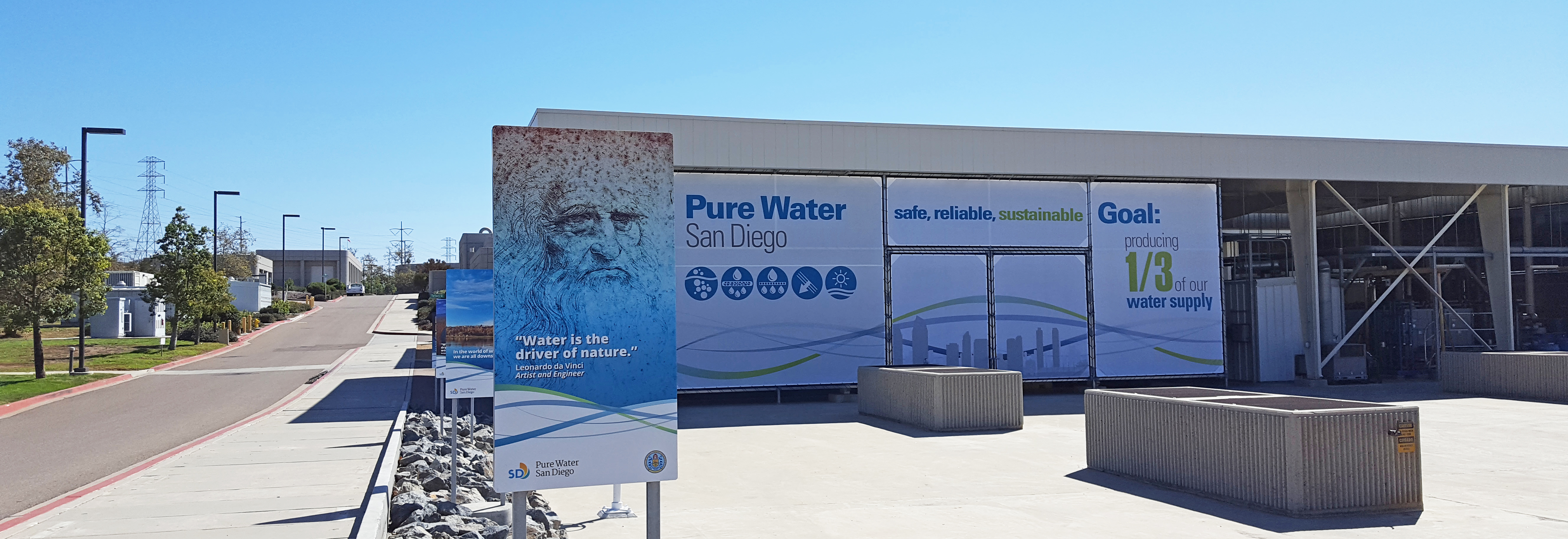 Demonstration Pure Water Facility