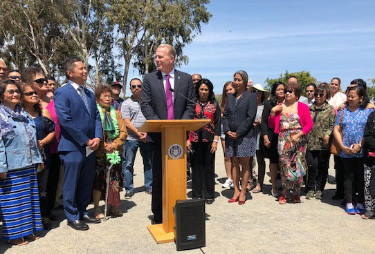 Mayor Faulconer, Council President Cole Announce $5M in