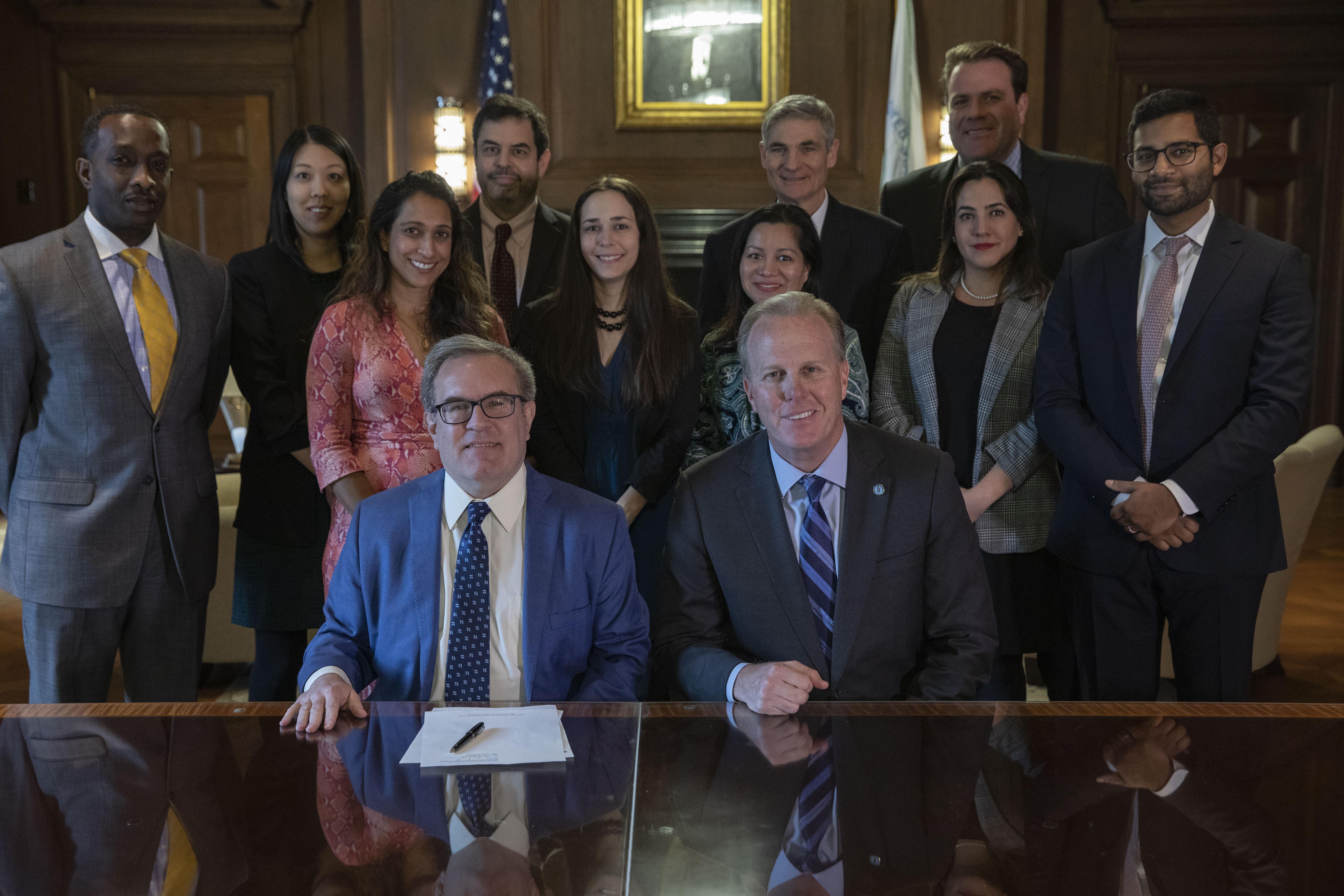 EPA WIFIA Loan Signing