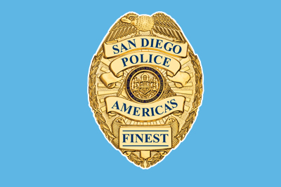 Image of San Diego Police Department logo