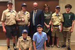 Boy Scout Troup 959