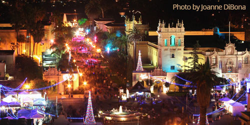 Balboa Park Christmas Lights 2020 Taste of December Nights | City of San Diego Official Website