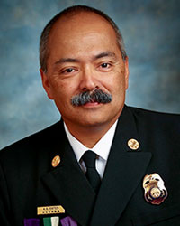 photo of Interim Chief Kevin Ester