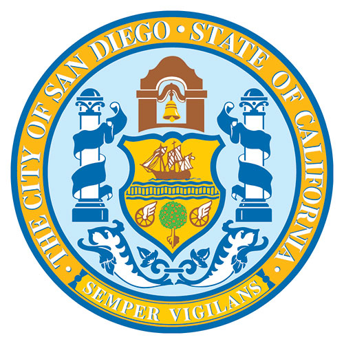 The Great Seal of the City of San Diego