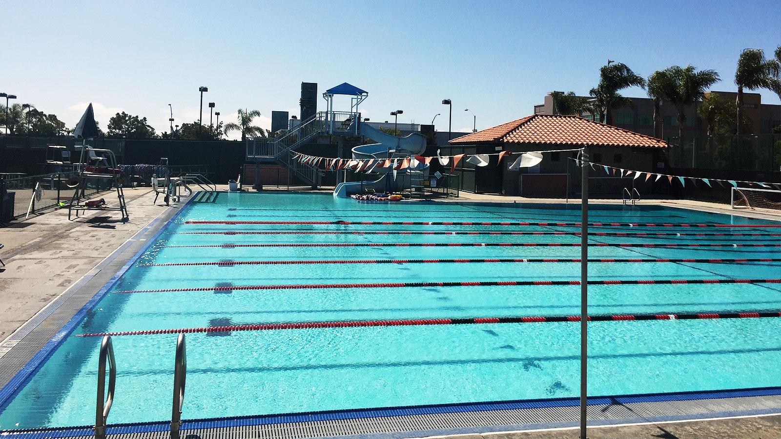 City Heights Swim Center Parks Amp Recreation City Of