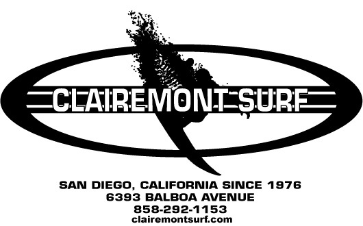 Clairemont Surf Shop logo