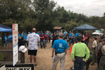 2017 Coastal Cleanup Day at Mission Trails Regional Park