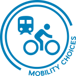 Complete Communities Mobility Choices logo