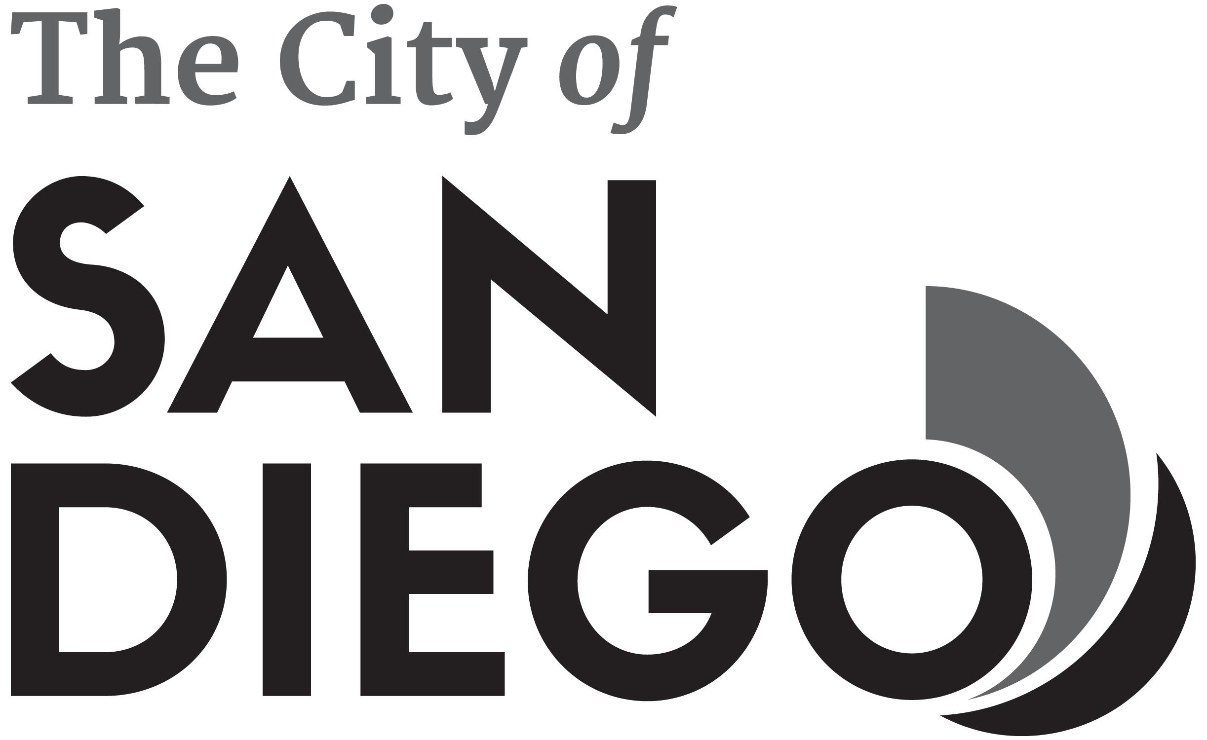 High Res JPG. City of San Diego ...