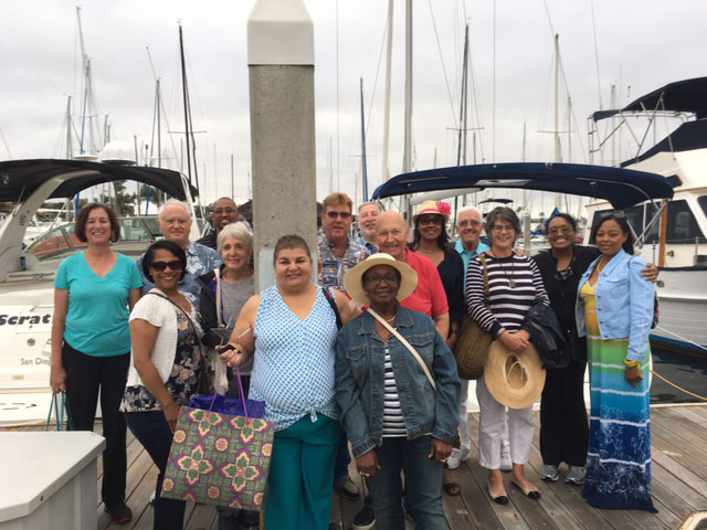 CRB Boat Cruise Social