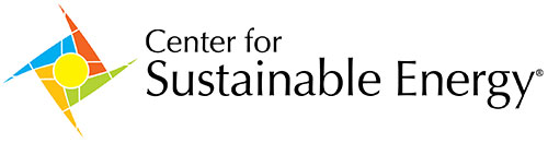 The Center for Sustainable Energy logo
