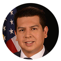 Photo of District 8 Councilmember David Alvarez