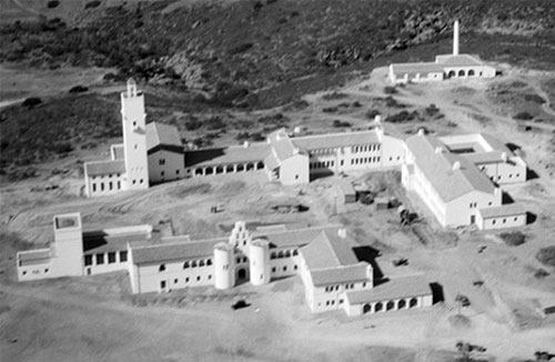 1930 Aerial View of San Diego State University