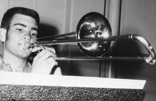 Phil Andreen, 1957 Youth Symphony, Dixieland Festival Founder