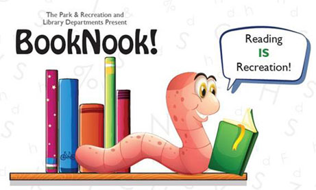 BookNook! Reading is Recreation!