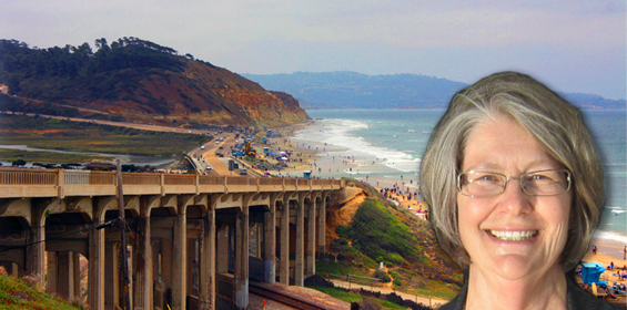 Photo of Del Mar and Sherri Lightner