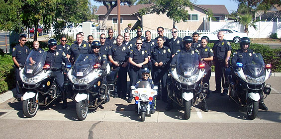 Photo of Diverse Group of Police Officers