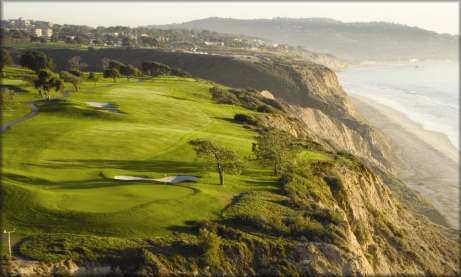 Photo of Torrey Pines Golf Course and Sea