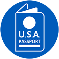 Icon for Passport Services