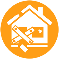 Icon for Private Property, Buildings, and Construction