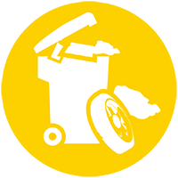 Icon for Trash Collection, Recycling, and Graffiti