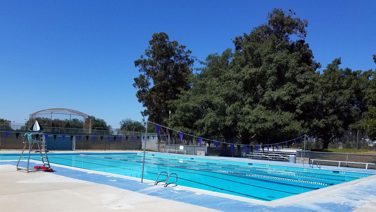Kearny Mesa Pool City Of San Diego Official Website