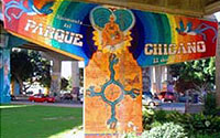 Photo of Chicano Park Mural