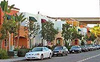 Photo of the Mercado Apartments