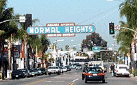 Photo of Downtown Normal Heights