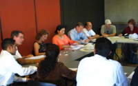 Photo of Community Planning Meeting