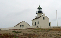 Photo of Point Loma Lighthouse