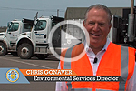 Video Capture of Environmental Services Public Works Video