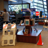 Photo of Central Library Display