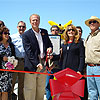 Photo from the Mike Gotch Memorial Bridge Ribbon Cutting Ceremony
