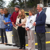 Photo from Skyline Drive Corridor Improvements Project Ribbon-Cutting Ceremony