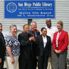 Photo from New Skyline Hills Library Design Is Unveiling