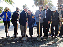Photo of Kellogg Park Groundbreaking Ceremony