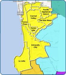 Map of Council District 1