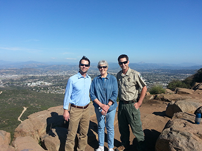 Photo 1 of 1: Touring Mission Trails Regional Park