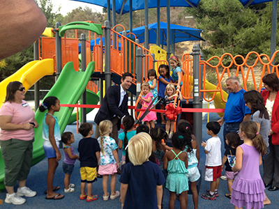 Photo 1 of 1: Views West Neighborhood Park Ribbon Cutting