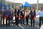 Photo of Councilmember Kersey Celebrating the opening of the new Sycamore Canyon Park in Stonebridge
