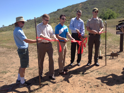 Photo 1 of 1: Black Mountain Open Space Trails Ribbon Cutting