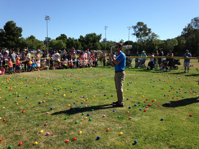 Photo 1 of 1: Carmel Mountain Ranch Spring Egg Hunt