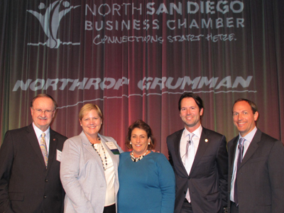 Photo 1 of 1: North San Diego Business Chamber State of the Region