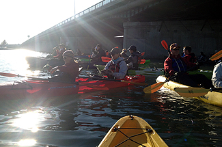 Photo 5 of 7: San Diego River Kayak Clean-Up
