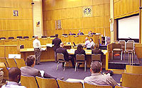Photo of City Council Meeting