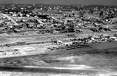 Photo of Lindbergh Field in 1935