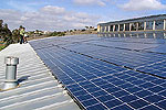 Photo of Canyonside Recreation Center Photovoltaics