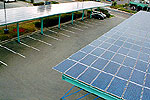 Photo of ESD Operations Station Photovoltaics