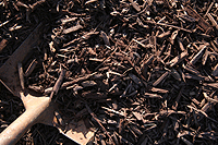 Photo of Brown Wood Chips